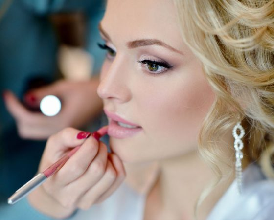Professionelles Styling – #FlyingMakeup
