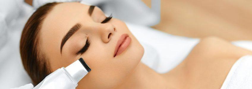 Apparative Kosmetik mit Ultraschall (Sonophorese)