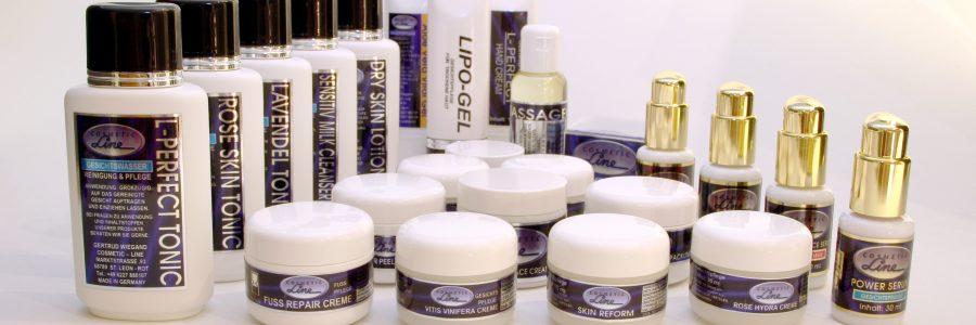 Cosmetic-Line Naturkosmetik